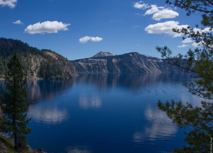 Crater Lake National Park 2017-2-4