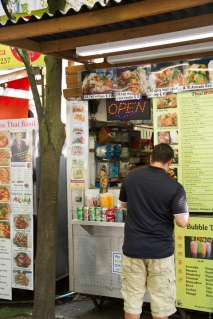 One of 700 Food Carts