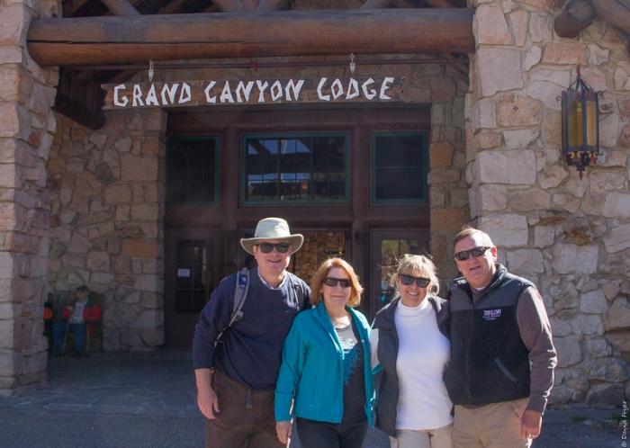 Grand Canyon National Park North Rim 2017-2-2