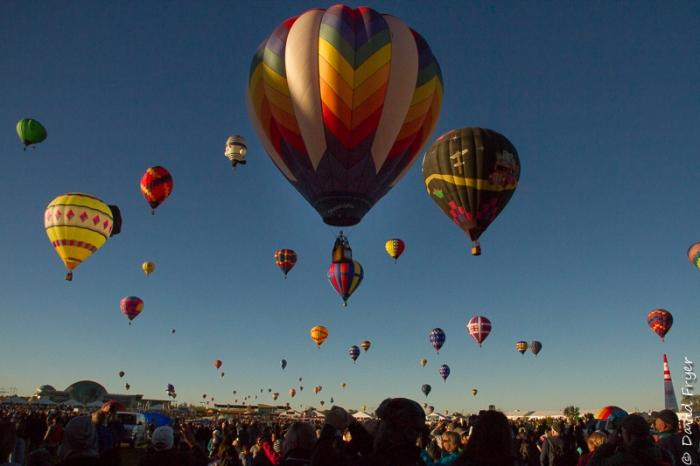 Albuquerque Balloon Fiesta 2017-122