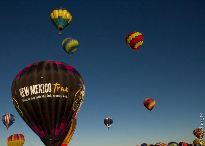 Albuquerque Balloon Fiesta 2017-170