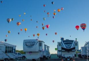 Albuquerque Balloon Fiesta 2017-3-11