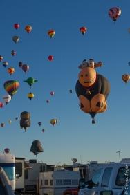 Albuquerque Balloon Fiesta 2017-3-12