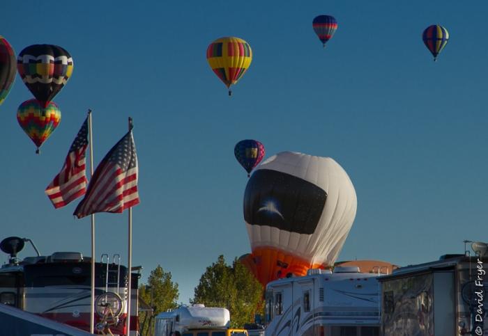 Albuquerque Balloon Fiesta 2017-3-16