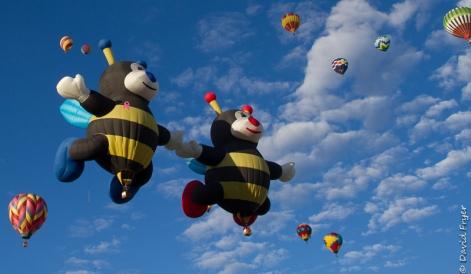 Albuquerque Balloon Fiesta 2017-3-19
