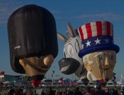 Albuquerque Balloon Fiesta 2017-3-21