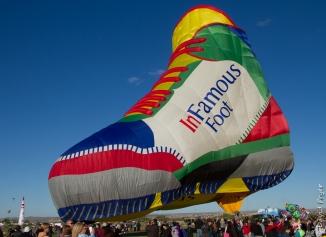 Albuquerque Balloon Fiesta 2017-3-23