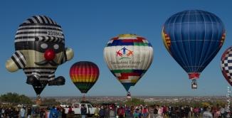 Albuquerque Balloon Fiesta 2017-3-25