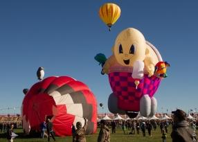 Albuquerque Balloon Fiesta 2017-329