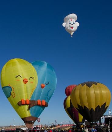 Albuquerque Balloon Fiesta 2017-4-13