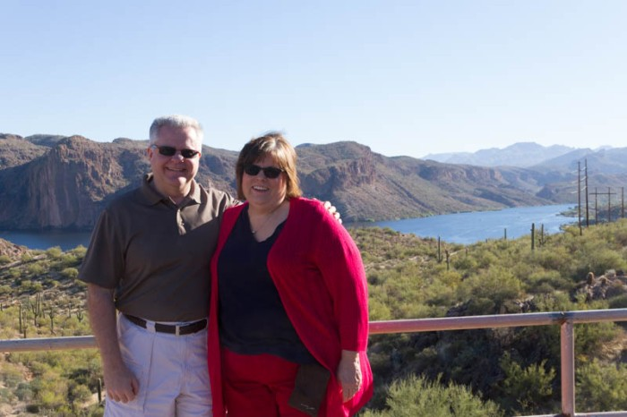 Canyon Lake AZ-18