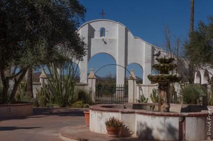 Mission Xavier del Bac AZ 2018-7