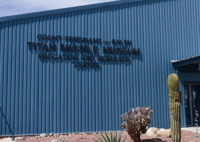 Titan Missile Museum 2018 AZ-1