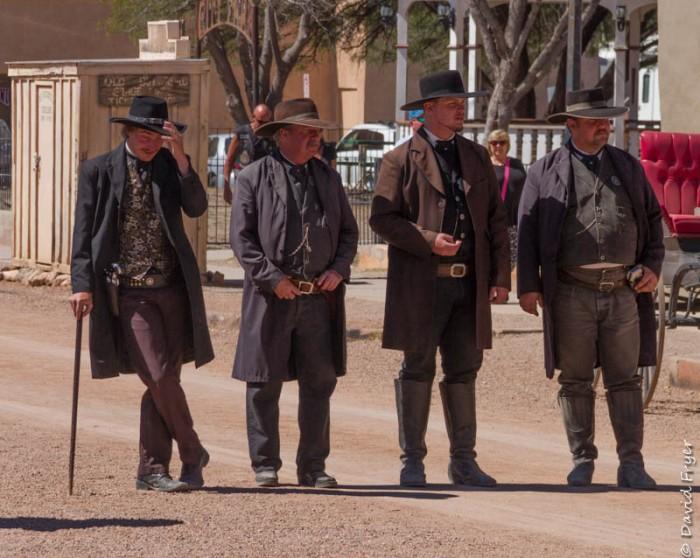 Tombstone AZ 2018-19