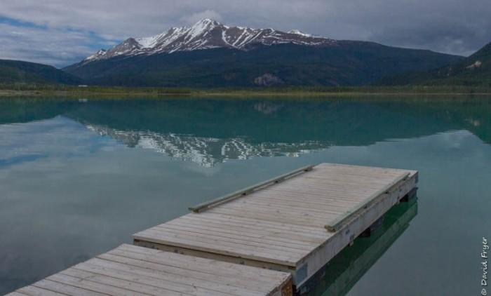 Muncho Lake BC 2018-10