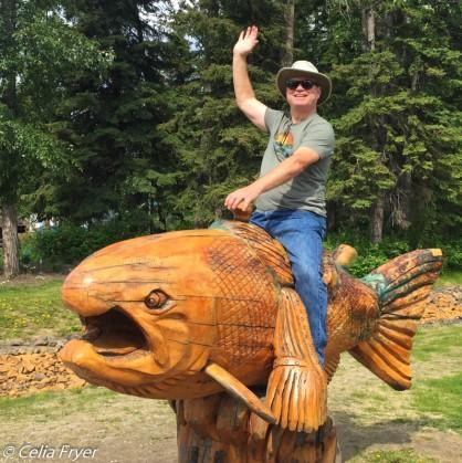 Fairbanks Pioneer Park AK 2018-1