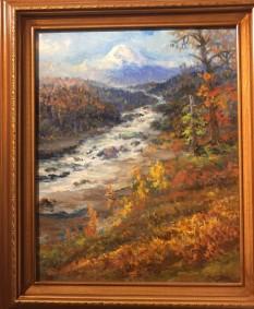 Norman Lowell Alaska 2018-2-2