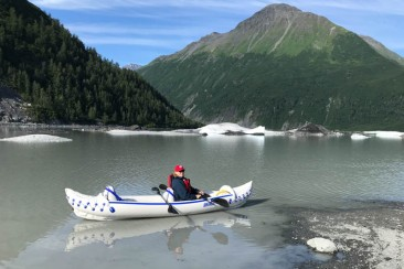 Valdez Glacier View Lake AK 2018-4