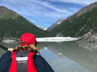 Valdez Glacier View Lake AK 2018-5