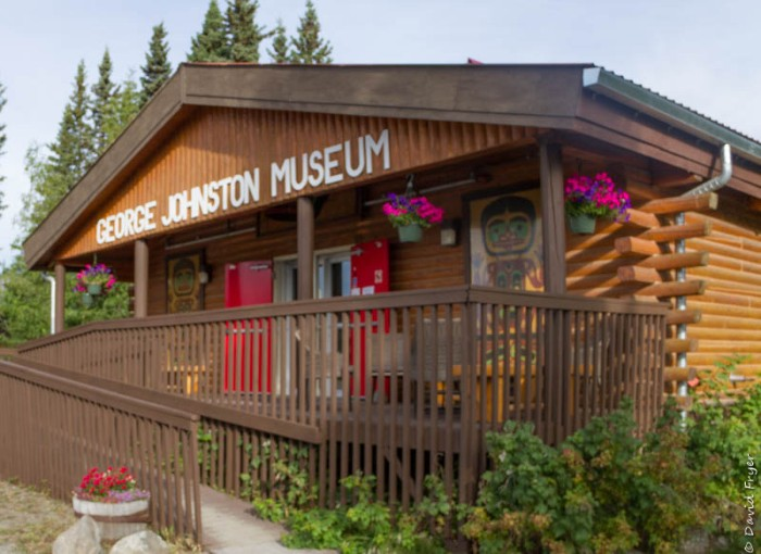 George Johnson Museum YK 2018-70
