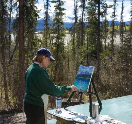 Celia Painting 2018-2