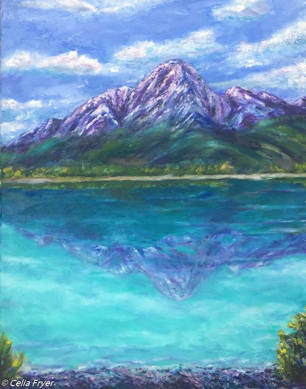 Celias Painting 2018-2-2