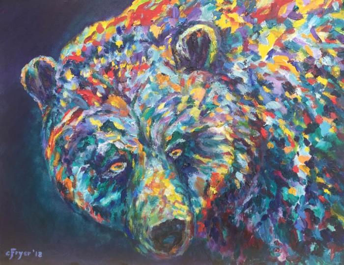 Celias Painting 2018-2-3