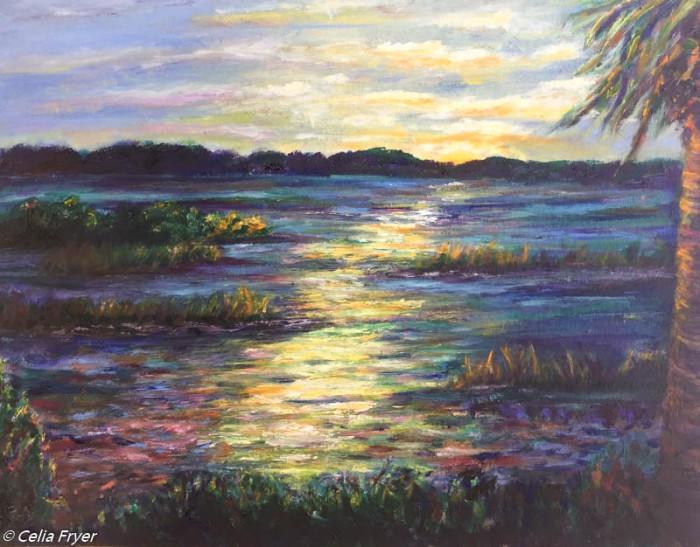 Celias Painting 2018