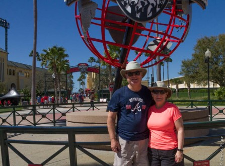 Braves Spring Training Disney FL February 2019-72