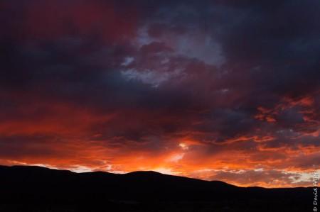 Sunset at Eagle Nest