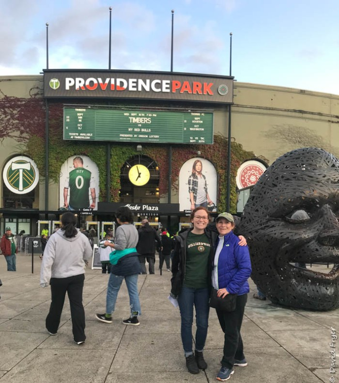 Portland OR 2019-2-2