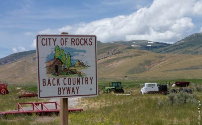 City of Rocks ID June 2020-2