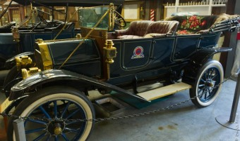 1911 Overland Model 49 Touring Car