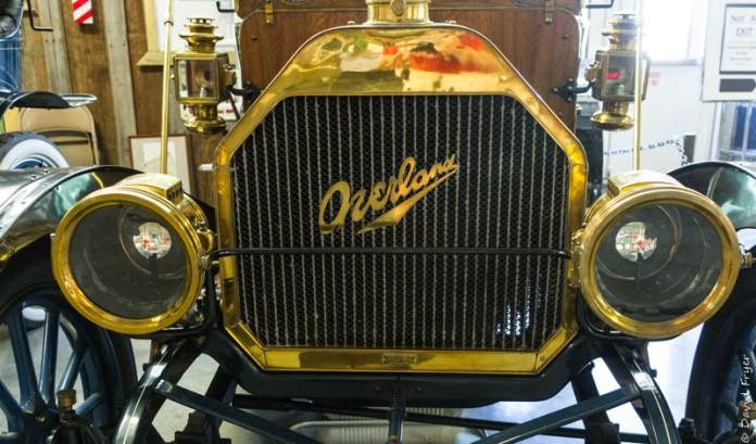 1911 Overland Model 49