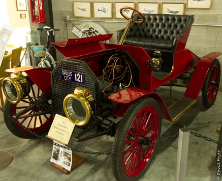 1907 Everybody's Runabout