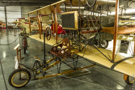 1910 Curtiss Pusher
